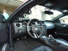 the new interior