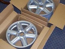 """16"""" wheels for 2012 Focus SE"""