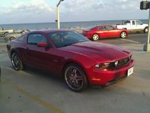 2011 Mustang 5.0