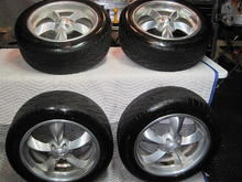 Tires and Rims Great Price