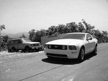 05 Mustang V6 4.0