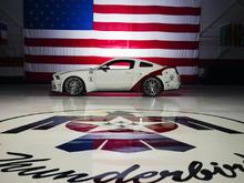 Thunderbird Edition Mustang (8)