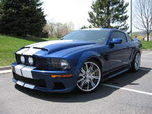 Bailey's 07 Supercharged Mustang