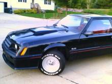 Mustang RIGHT