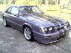 My highschool sweetheart - 1985 Mustang GT