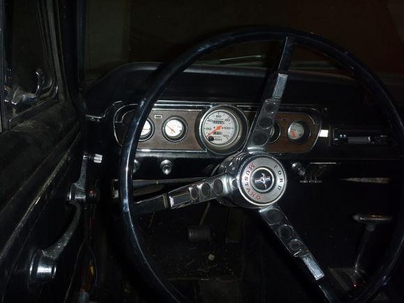 my custom gauges ohhh