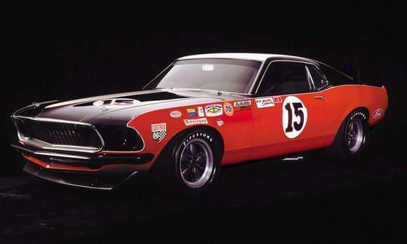 1969 Mustang Boss 3021
