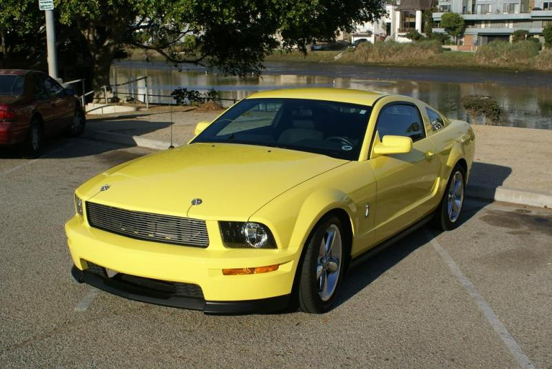 39 07 mustang gt w custom paint low miles perf parts in socal fs. Black Bedroom Furniture Sets. Home Design Ideas
