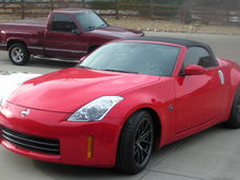 No_name's 08 Roadster