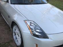 My 2005 350z