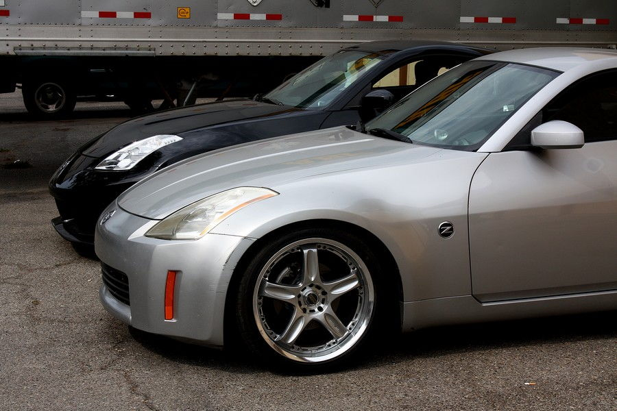19 fs volkrays gt c 19 polished wheels only my350z cheers sciox Choice Image