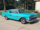 Restored 1958 Chevrolet Biscayne