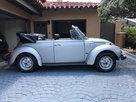 1979 VW Convertible Super Beetle 2 Owner