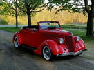1936 Ford Cabriolet (all steel)