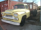 1958 Chevy C60 Viking rat rod farm truck