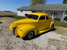 Description: 1940 FORD STREET ROD, ALL STEEL EVERY