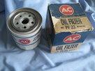 NOS 1967 Pontiac, GTO AC PF 23 White Oil Filter