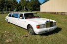1985 Rolls Royce Silver Spur Limo