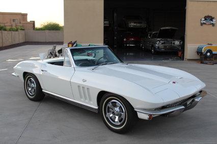 1966 corvette all #s match all original may trade