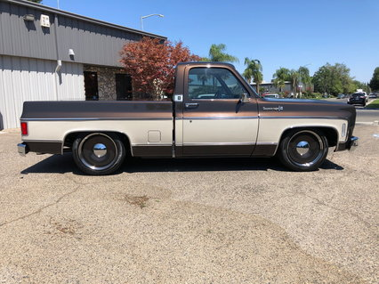 1974 Chevy C10 Short Box All New 500 Miles