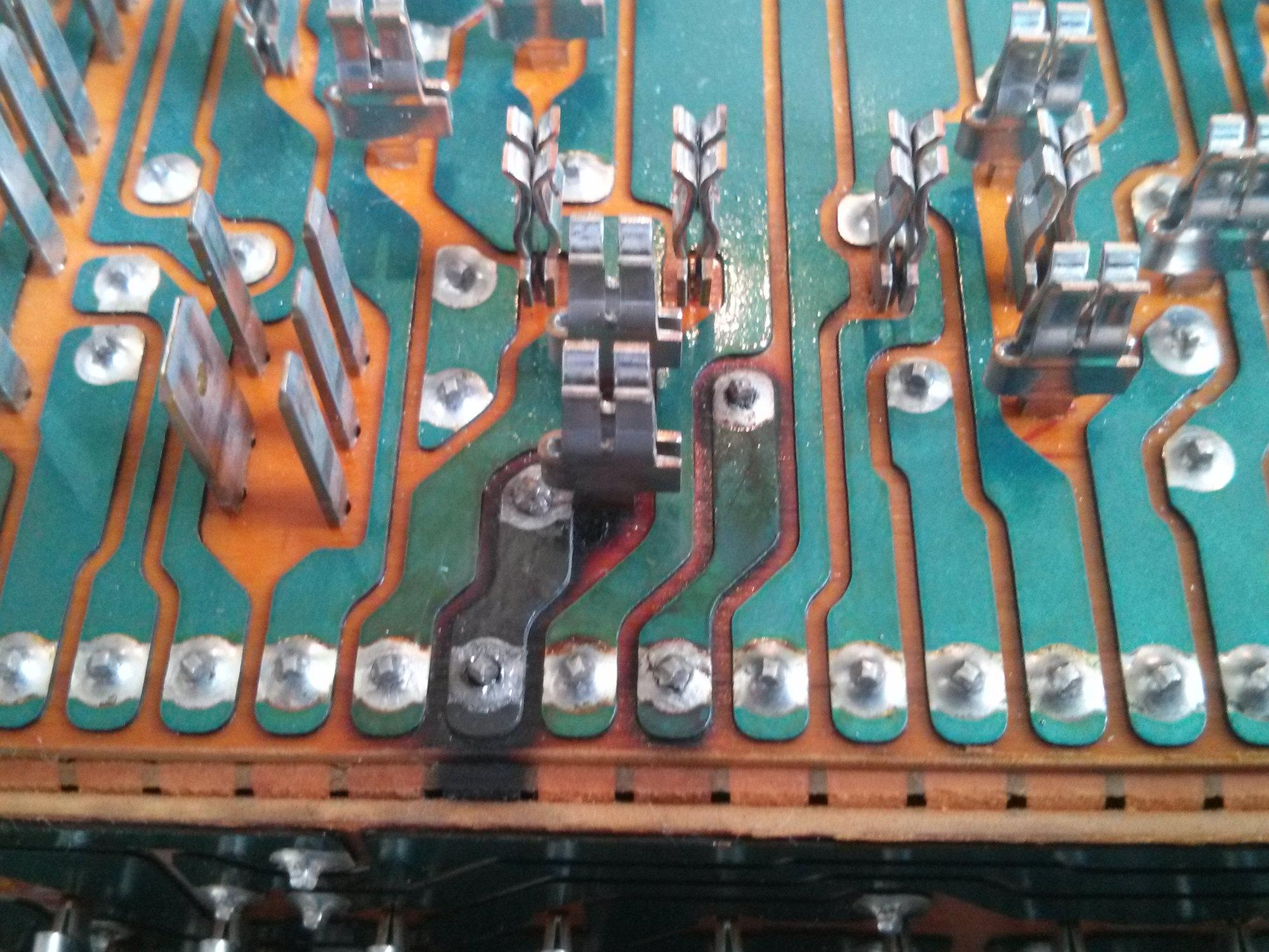 MK5 escort fuse box repair - some advice please ... on