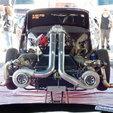 2015 41 Willys Twin Turbo Pro Mod