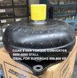 "Coan 8"" torque converter  for sale $400"