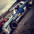 80s Chevy Monte Carlo Street Stock Racecar  for sale $5,000