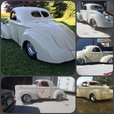 1941 Pro-Street Willys Coupe Project