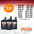 Driven Racing Oil  for sale $10