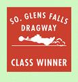 South Glens Falls Class Winner Decal