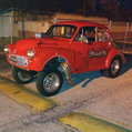 1955 Morris minor GASSER
