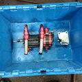 Peterson oil pump / vacuum pump