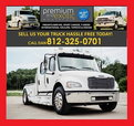 WANTED TO BUY - FREIGHTLINER PETERBILT KENWORTH HAULER TRUCK  for sale $12,345