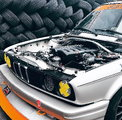 BMW E30 RACE CAR FULL PACKAGE