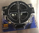 """Clear View 6"""" Black Oil Filter & Bracket- 101-115-B  for sale $620"""