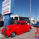 1937  chevy   Deluxe
