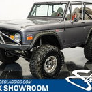 1970 Ford Bronco for Sale $54,995