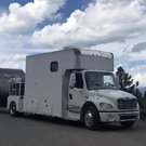 2003 Freightliner M3 Toterhome for sale or trade