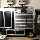 BRAND NEW ALL ALUMINUM PIT BOX for Sale $5,500