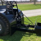 """MINI ROD CHASSIS """"TRIPLE PLAY UNCHAINED"""" BLACK"""