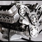 BBC 540-555 ENGINE, STAGE 7 SERPENTINE MERLIN IV 724HP