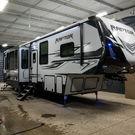 New 2018 Keystone Raptor 355TS 5th Wheel Toy Hauler Travel T