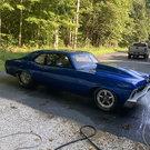 69 Chevy Nova