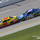 BOTH TEAM Road Course Penske Dodge 2011 NASCAR CARs Tr