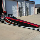 American 245 Dragster