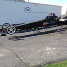 "235"" super comp bracket dragster turnkey"