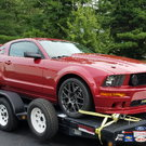 2005 Mustang Gt, modified