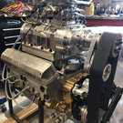 340/383ci stroker blower engine