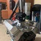 Progressive Racing Engines new 440 sbc pump gas